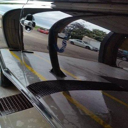 Automobilių poliravimas , Nano dangų dengimas